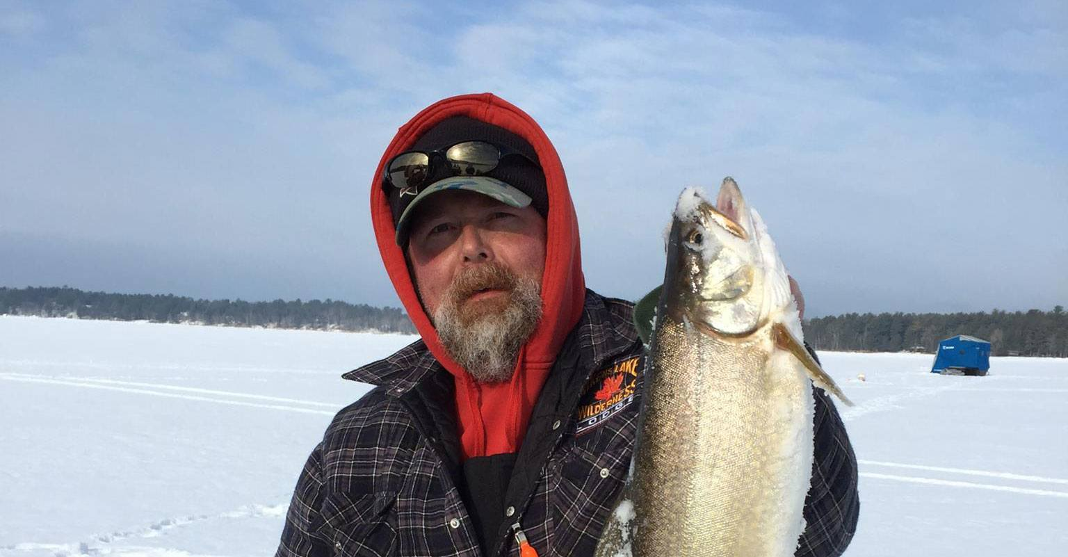 Brainerd Lake Trout Guide