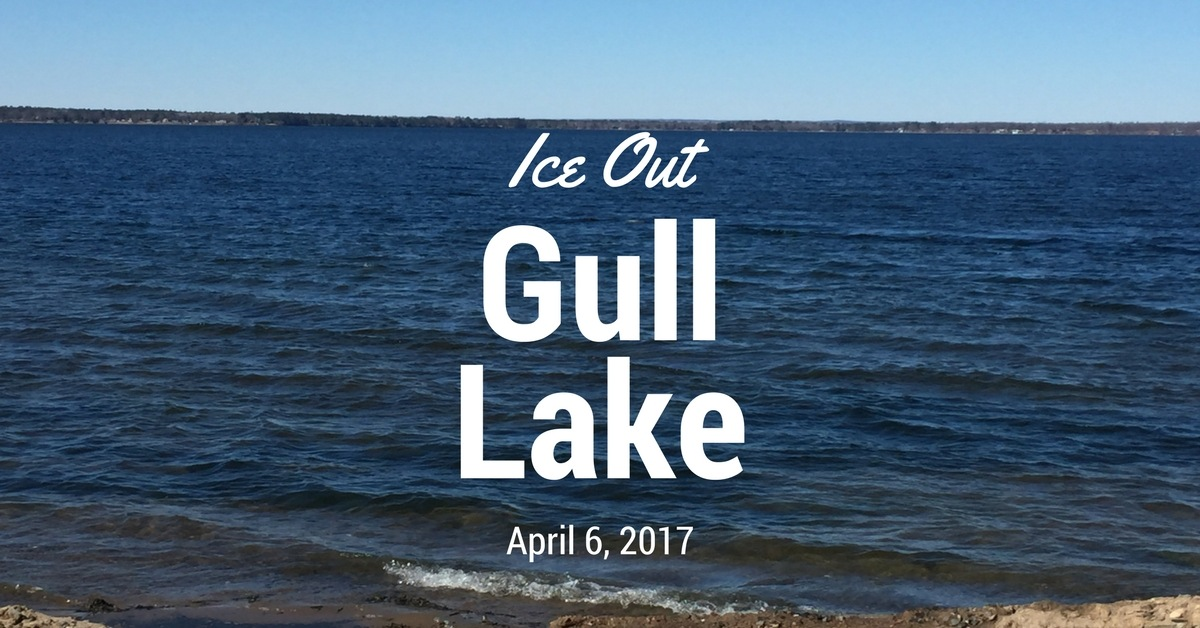 Brainerd Fishing Guide Report 4-6-17