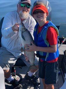 Whitefish Caught
